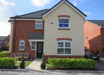 Thumbnail 4 bed detached house for sale in Muskett Drive, Northwich