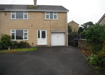 Thumbnail 4 bed semi-detached house to rent in Lypiatt Road, Corsham