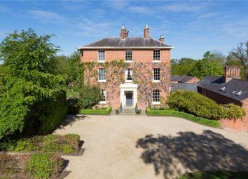 Thumbnail 7 bedroom detached house for sale in Walford Heath, Shrewsbury, Shropshire