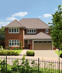 Thumbnail 4 bed detached house for sale in Rockingham View, Glebe Road, Market Harborough