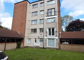 Thumbnail 1 bed flat for sale in Fletcher House, North Shields