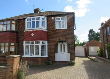 Thumbnail 3 bedroom semi-detached house for sale in Westbrooke Avenue, Hartlepool