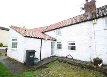Thumbnail 2 bed cottage to rent in The Green, Cleasby, Darlington