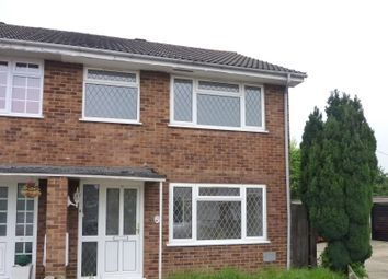 Thumbnail 3 bed terraced house to rent in Glenwoods, Newport Pagnell