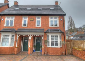 Thumbnail 4 bed semi-detached house for sale in Mansfield Street, Sherwood, Nottingham