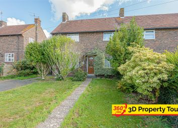 Thumbnail 3 bed semi-detached house for sale in Fiennes Road, Herstmonceux, Hailsham