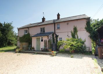 Thumbnail 4 bed detached house for sale in Potters Street, Theberton, Leiston