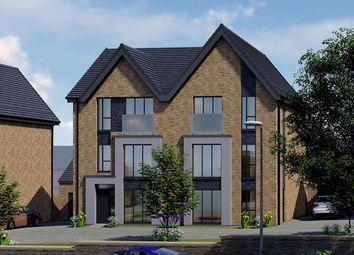 Thumbnail 4 bed semi-detached house for sale in Plot 3 'ashbourne', Rockcliffe Grange, Nottingham Road, Mansfield