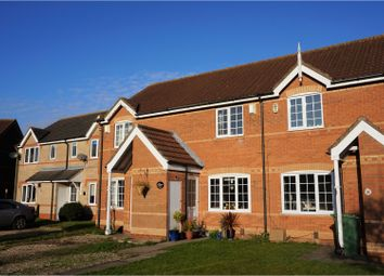 Thumbnail 2 bed terraced house for sale in Meadow Croft, Waltham