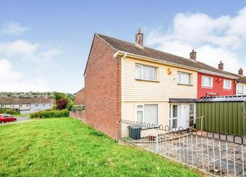 Thumbnail 3 bed end terrace house for sale in Goodwin Avenue, Plymouth
