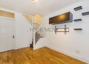 Thumbnail 1 bedroom terraced house to rent in Brookscroft Road, Walthamstow, London