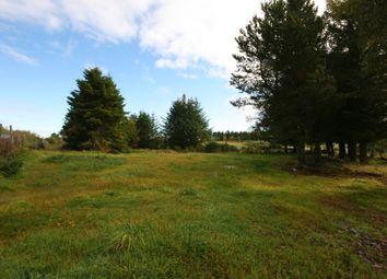 Thumbnail Land for sale in Pineview, Redmoss, Drybridge, Buckie