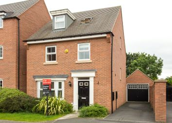 Thumbnail 4 bed detached house for sale in Borrough View, Leeds, West Yorkshire