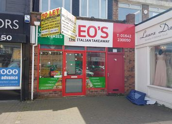 Thumbnail Retail premises to let in 274 Linthorpe Road, Middlesbrough