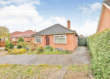 Thumbnail 2 bed detached bungalow for sale in Stafford Avenue, New Costessey, Norwich