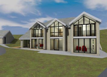 Thumbnail 4 bed detached house for sale in Plot 3, 63 Shibden Head Lane, Queensbury