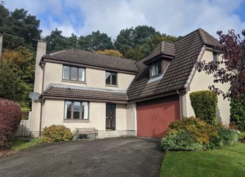Thumbnail 4 bed detached house to rent in Earlspark Crescent, Aberdeen