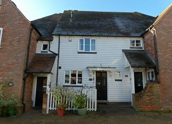 Thumbnail 2 bed property for sale in The Square, High Street, Hadlow, Kent
