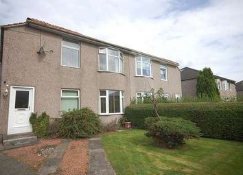 Thumbnail 3 bedroom flat for sale in 241 Kingsacre Road, Rutherglen, Glasgow