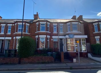Thumbnail 3 bed terraced house for sale in 61 Albany Road, Earlsdon, Coventry