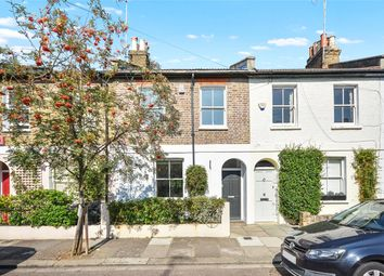 Redan Street, Brook Green, London W14. 3 bed terraced house