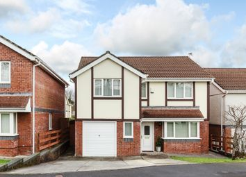 Thumbnail 4 bedroom detached house for sale in Maes-Y-Deri, Gowerton, Swansea