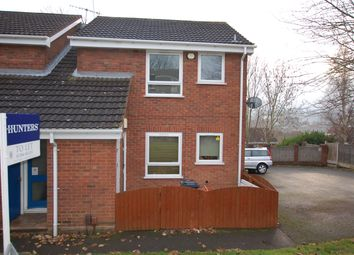 Thumbnail 1 bed flat to rent in Bisell Way, Brierley Hill