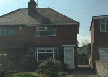 Thumbnail 3 bedroom semi-detached house to rent in Tutbury Road, Burton-On-Trent, Staffordshire
