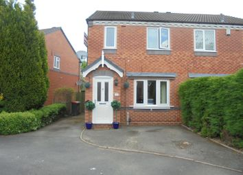 Thumbnail 3 bed property for sale in Quines Close, Muxton, Telford