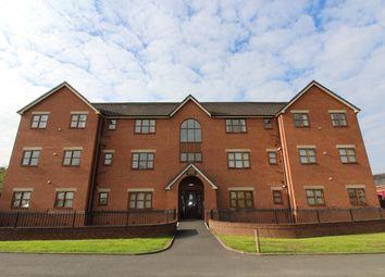 Thumbnail 2 bed flat to rent in Buckley Grange Court, Baron Street, Bury