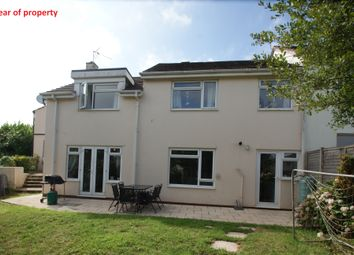 Thumbnail 4 bed end terrace house for sale in Burn River Rise, Torquay