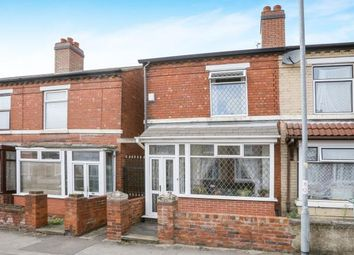 Thumbnail 2 bed terraced house for sale in Kingsley Street, Pleck, Walsall, West Midlands