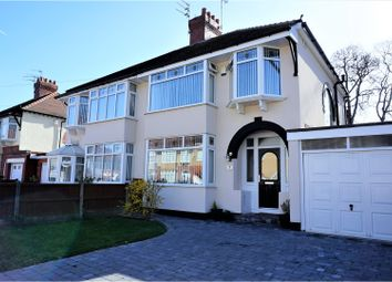 Thumbnail 3 bed semi-detached house for sale in Westerton Road, Liverpool