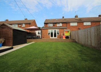 Thumbnail Semi-detached house for sale in Rugwood Road, Flackwell Heath, High Wycombe
