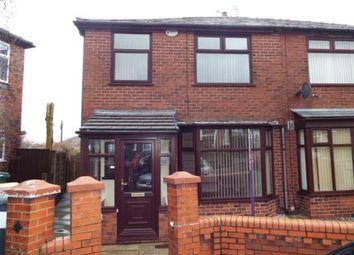Thumbnail 4 bedroom semi-detached house for sale in Trawden Avenue, Bolton, Greater Manchester