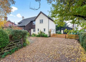 Thumbnail 4 bed property for sale in The Street, Ashwellthorpe, Norwich, Norfolk