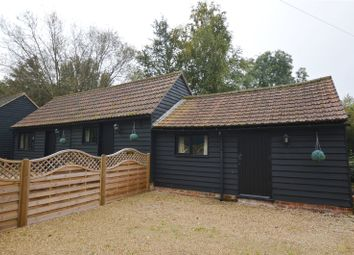 Thumbnail 2 bedroom detached house to rent in Burton End, Stansted