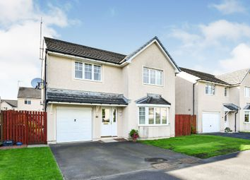 Thumbnail 4 bed detached house for sale in Hunters Way, Lochwinnoch