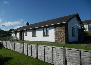 Thumbnail 3 bed detached bungalow for sale in Rhiwgoch, Aberaeron, Ceredigion