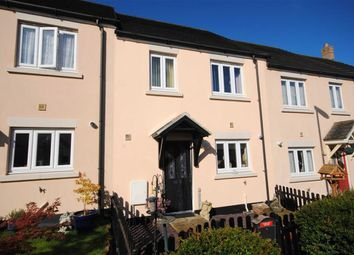Thumbnail 3 bed terraced house to rent in Hooper Close, Hatherleigh, Devon