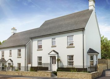 "Thumbnail 4 bedroom detached house for sale in ""Thornbury"" at Bevans Lane, Pontrhydyrun, Cwmbran"
