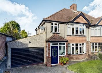 Thumbnail 3 bedroom semi-detached house for sale in Arkwright Road, South Croydon