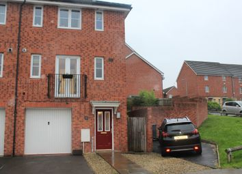 Thumbnail 3 bedroom semi-detached house for sale in Brynheulog, Pentwyn, Cardiff