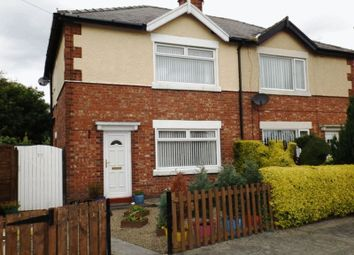 Thumbnail 3 bed semi-detached house for sale in Second Avenue, Morpeth