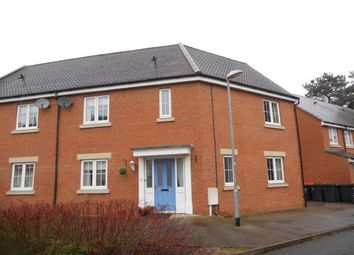 Thumbnail 3 bed semi-detached house to rent in Wood End Close, Sharnbrook