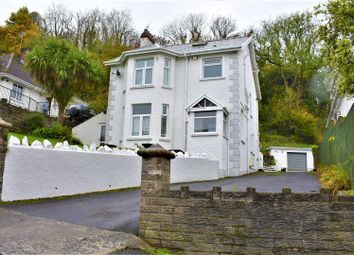 4 bed detached house for sale in Castle Road, Mumbles, Swansea SA3