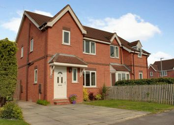 Thumbnail 3 bed semi-detached house for sale in Lilac Avenue, Beverley