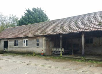 Commercial property to let in The Street, Pebmarsh, Halstead CO9