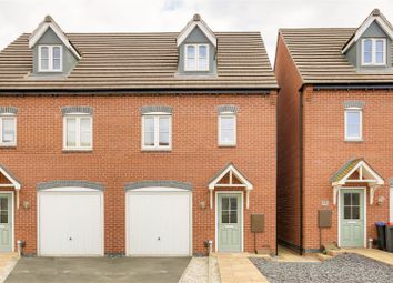 Thumbnail 3 bed semi-detached house for sale in Albert Close, Hucknall, Nottinghamshire