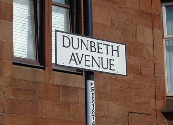 Thumbnail 1 bed flat for sale in Dunbeth Avenue, Dunbeth, Coatbridge, North Lanarkshire
